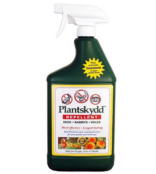 Plantskydd Animal Repellent Ready to Use Liquid (Premixed) with Sprayer